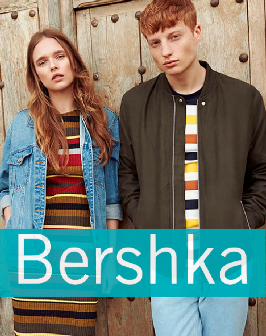 Микс  Bershka