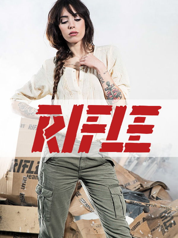 Женский микс Rifle - Stock House - Купить сток оптом в Киеве ... 1c85e613dad