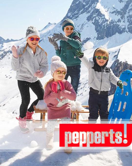 Детские пуловеры   Pepperts