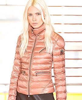 Женские куртки  GOOSE FEEL
