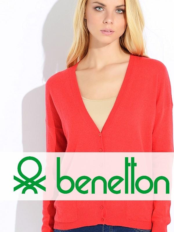 Женские свитера BENETTON