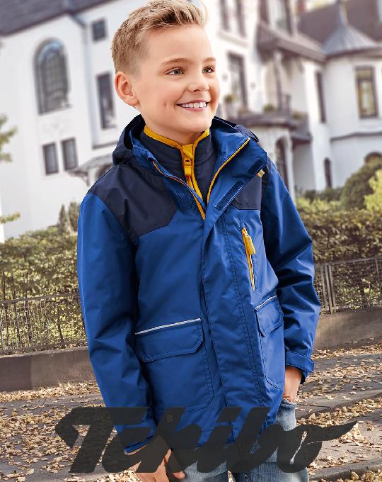 Детские куртки  Tchibo