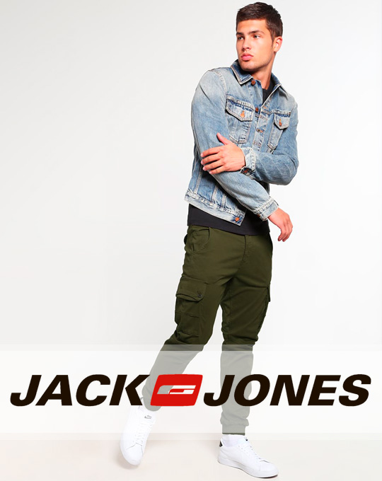 Мужские штаны Jack and Jones - Stockhouse - одежда оптом - мужской сток оптом
