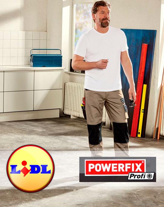 Мужская рабочая одежда Powerfix