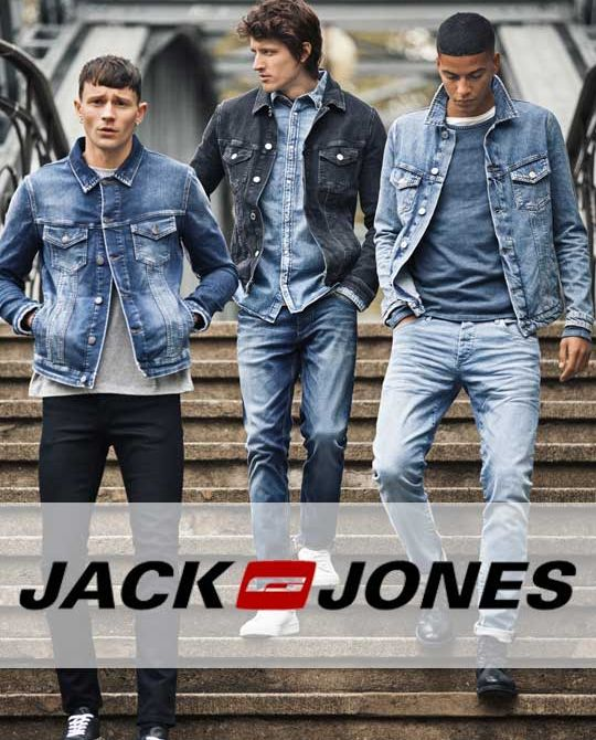 Jack & Jones- Jack and Jones - Мужской микс Jack & Jones - сток оптом - одежда оптом