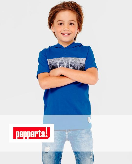 футболка на мальчика Pepperts