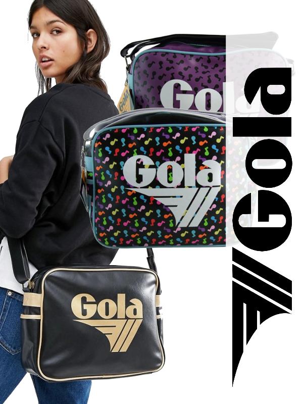 Сумки и рюкзаки Gola