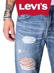 Микс джинсы Levi's