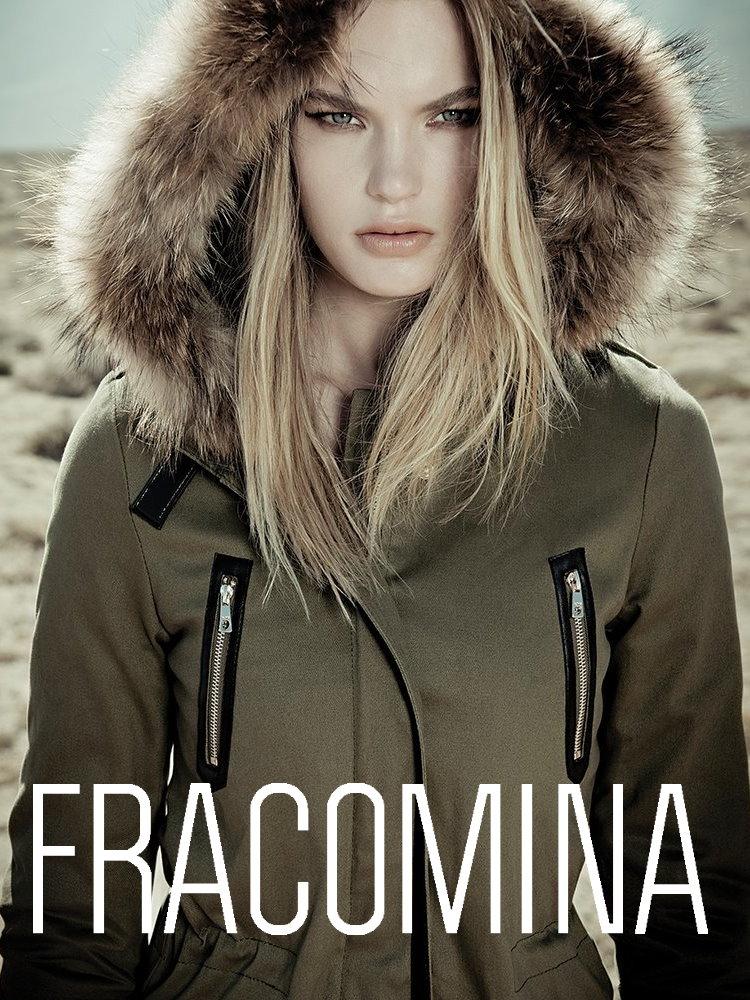 Женские куртки FRACOMINA WOMAN JACKETS