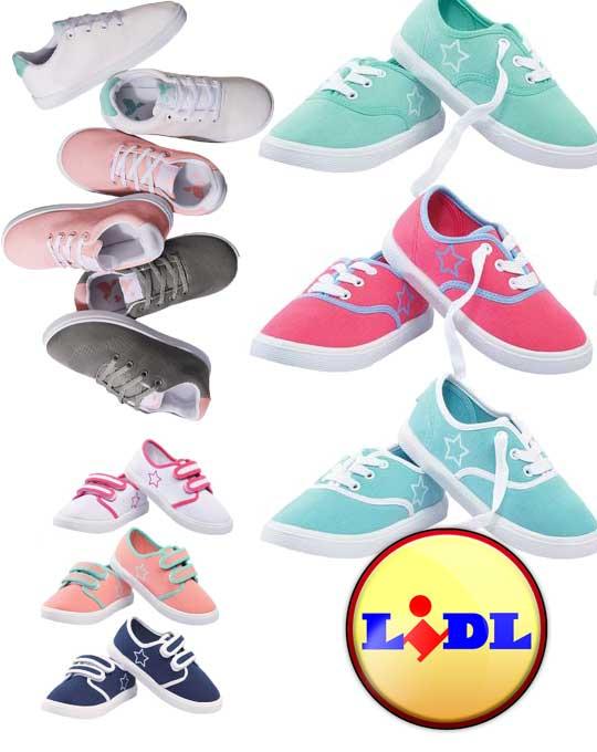 Детская обувь  LIDL