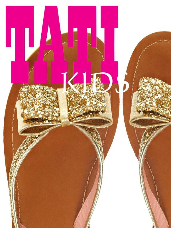 Детская обувь  Tati Flip Flop