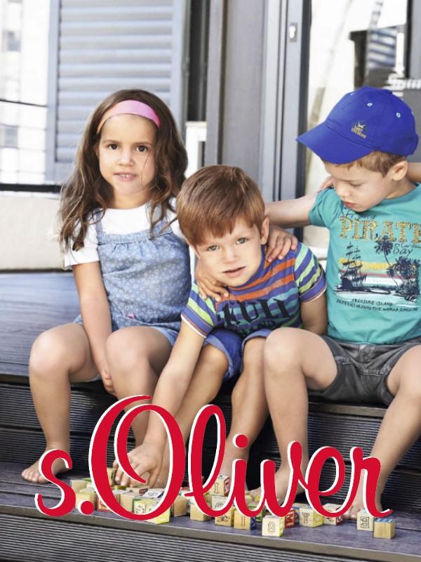 Детский микс  S.Oliver