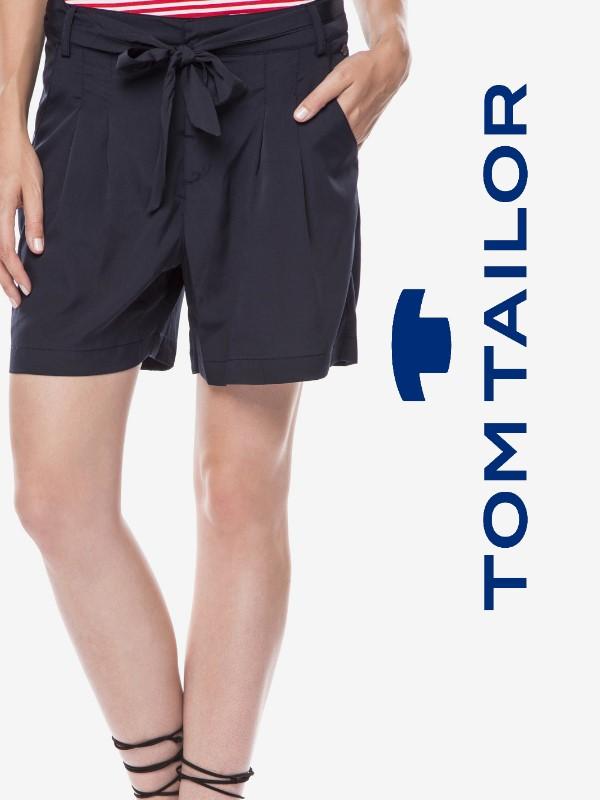 Женские шорты Tom Tailor