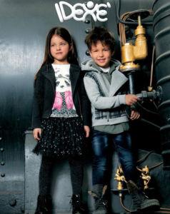 Детский микс IDEXE - Stockhouse - детская одежда оптом - сток оптом - детские куртки сток - оптом детская осенняя