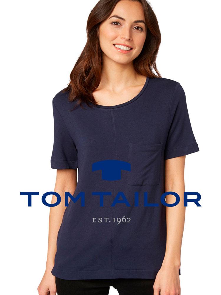 Женские футболки  Tom Tailor
