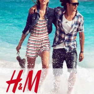 Мужской и женский микс H&M - H&M - сток оптом - одежда оптом - H-and-M
