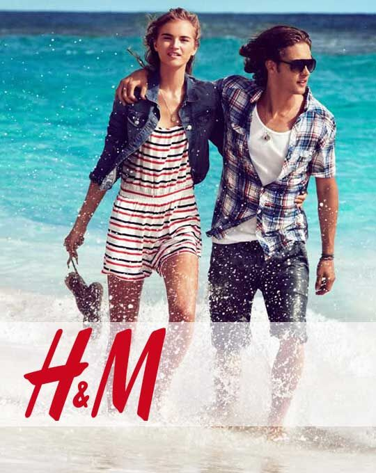 Микс  H&M on-line