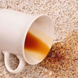 Чем убрать пятна от кофе