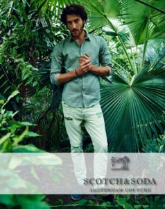 Микс Scotch & Soda - Stockhouse - одежда оптом - сток оптом