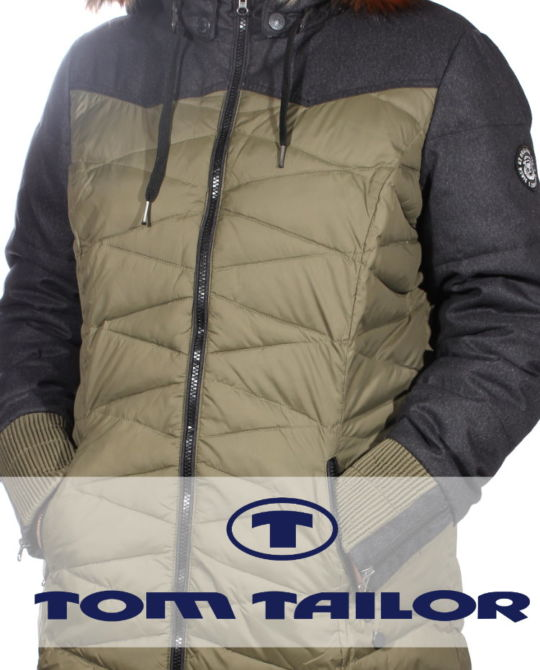 tom-tailor padded jacket