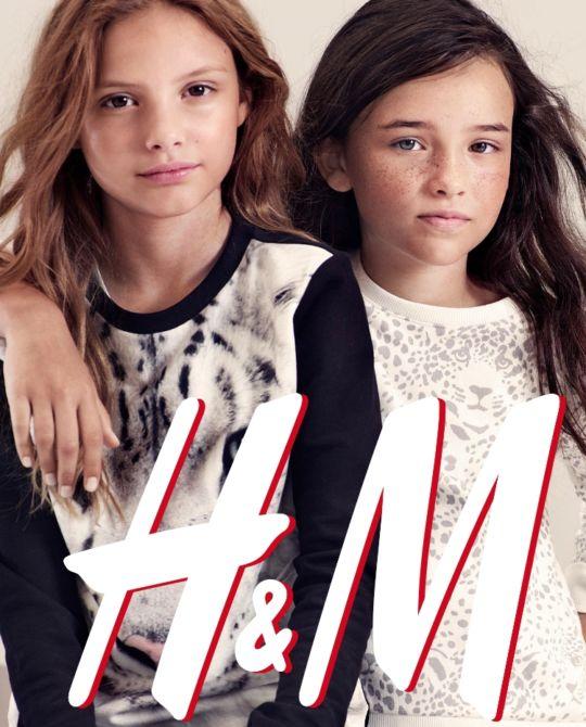 Детский миксH&M