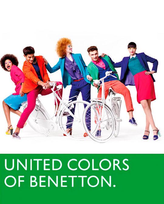 Микс Benetton - одежда оптом - сток оптом