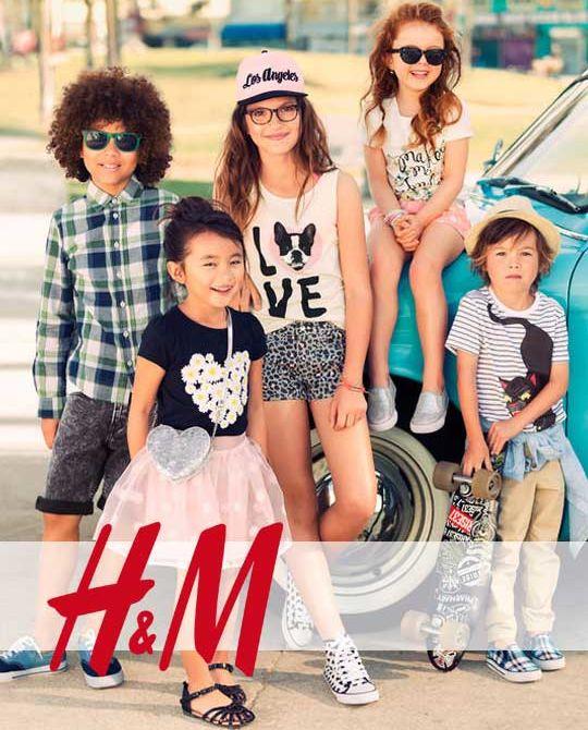 Детский микс H-M - Stockhouse - одежда оптом - сток оптом - детская одежда оптом - футболки шорты платья для девочки