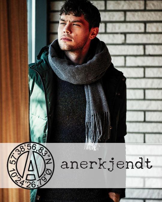 Мужской микс Anerkjendt - одежда оптом - сток оптом