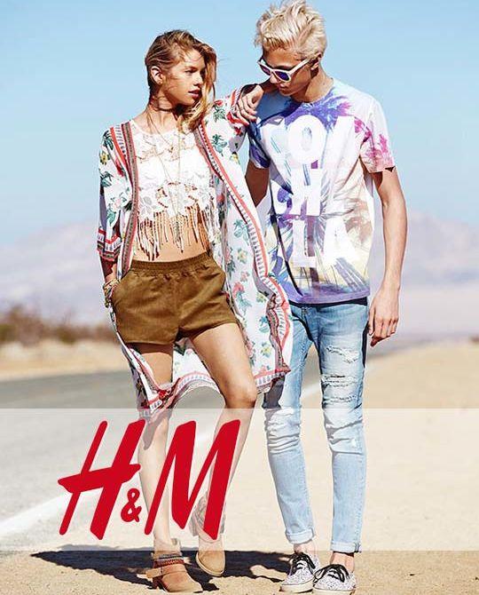 H&M - Микс H&M - сток оптом - одежда оптом