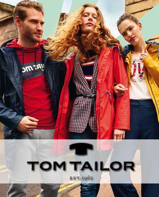 Зимний микс Tom Tailor - Stockhouse - одежда оптом - сток оптом
