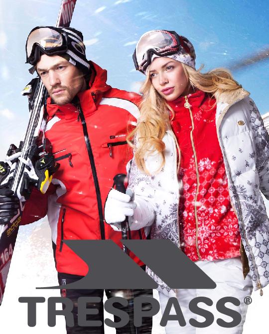 Микс лыжные куртки штаны Trespass