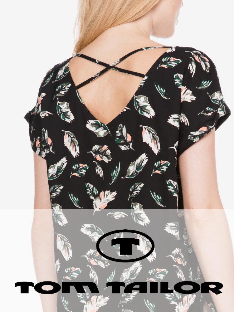 Женские блузкиTom Tailor