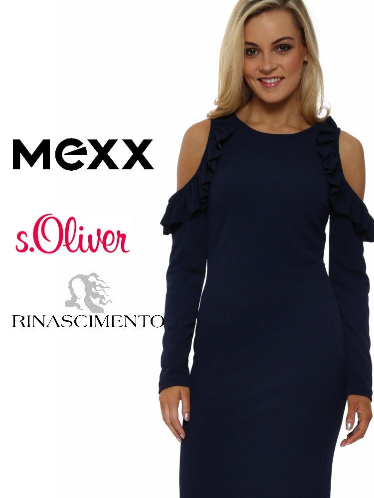 Микс Платья Rinascimento, s.Oliver, Mexx