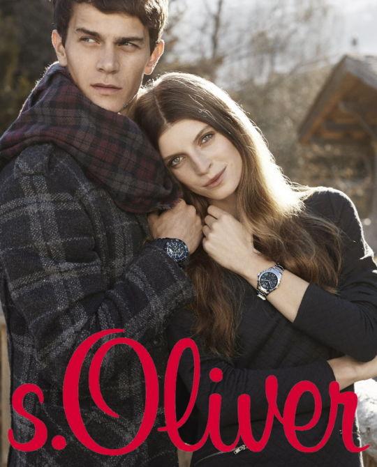 Микс s-Oliver Осень Зима
