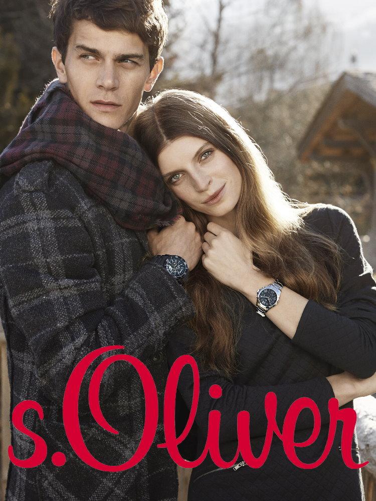 Микс  s.Oliver  (Осень-Зима)