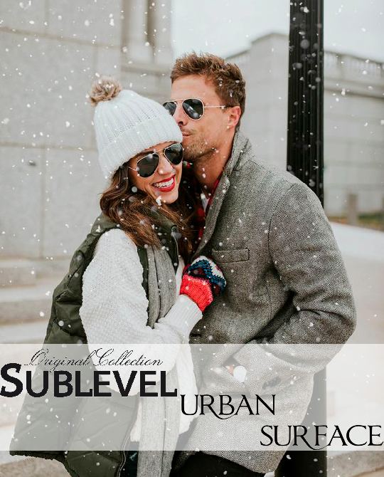 SUBLEVEL Urban surface