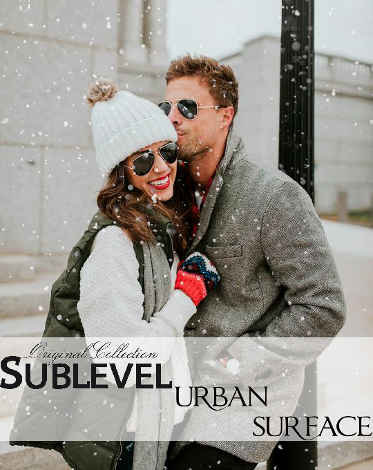 Микс  SUBLEVEL Urban surface