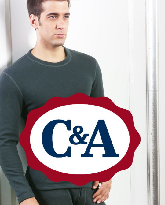 Термобелье C&A