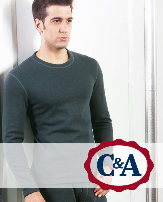 Термобелье C&A - Stockhouse - аксесуары оптом - сток оптом - купить термобелье оптом - сток термобелье