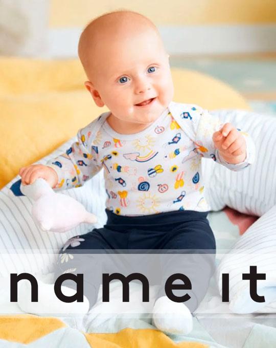 Детские  Бодики и Человечки  Name IT