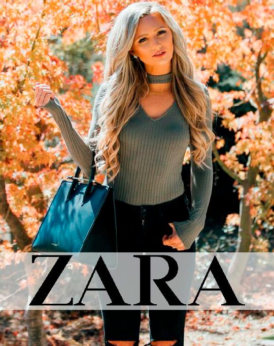 Женский Микс  Zara