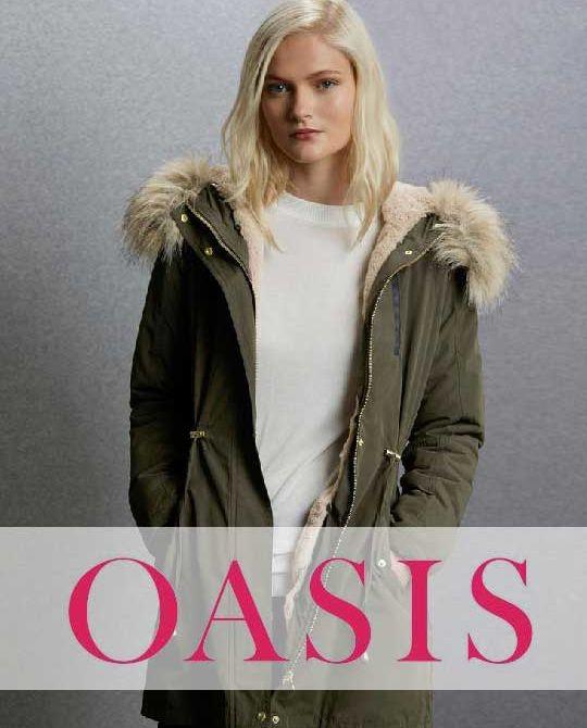 женские куртки Oasis - одежда оптом - сток оптом
