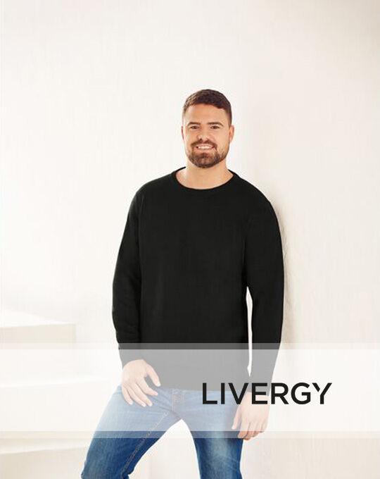 Мужские свитера  Livergy