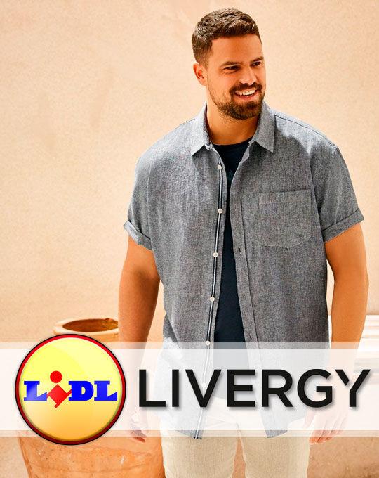 Мужские рубашки  Livergy