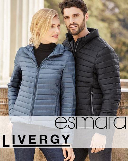 Микс куртки Liveregy Esmara