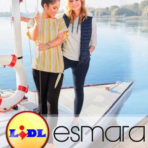 женские леггинсы Esmara - Stockhouse - одежда оптом - сток оптом