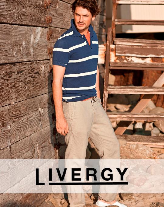 Мужские летние брюки  Livergy