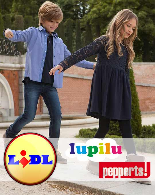 Детский Микс  Lupilu+Pepperts  Premium Collection