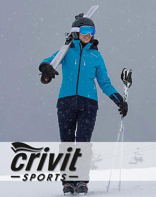 Женские лыжные штаны Crivit