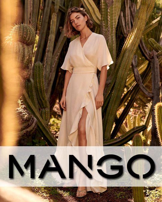 MANGO - Микс MANGO - одежда оптом - сток оптомv